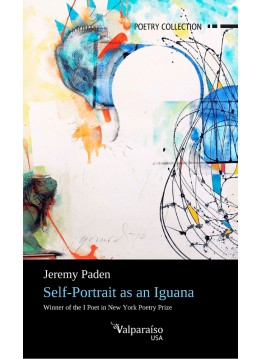 43. Self-Portrait as an Iguana